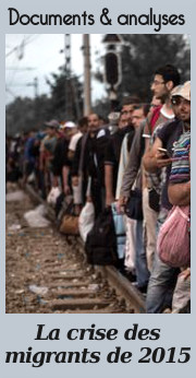 Lien vers la liste d'articles : La crise des migrants de 2015