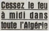 Lien vers le dossier guerre d'Algérie