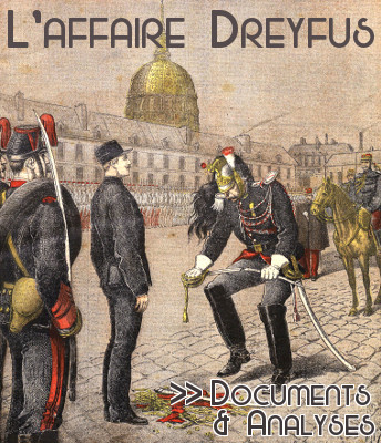 Documents et analyses sur l'affaire Dreyfus