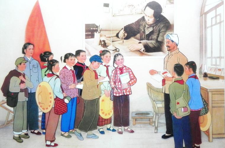 Transmettre la tradition de la révolution et du maoïsme de génération en génération