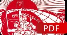 Télécharger le dossier sur La Grande Révolution Culturelle Prolétarienne au format PDF