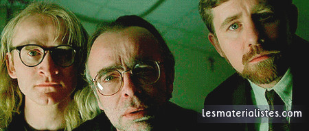 X-Files : les Lone Gunmen