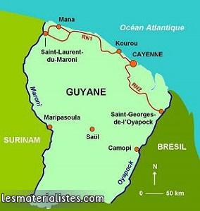 la-guyane