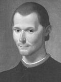 Portrait de Nicolas Machiavel par Santo di Toti