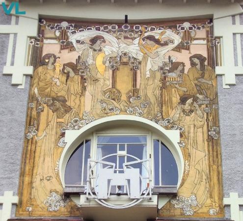 L 39 expressionnisme 12e partie l 39 art dit nouveau - Maison de l art nouveau ...