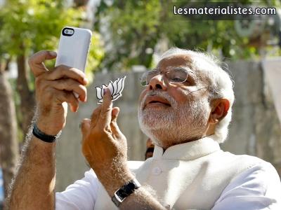 Victoire BJP Inde Narenda Modi