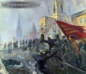 La révolution russe - 9e partie : la guerre civile (1918-1920)