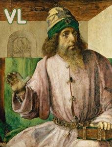 Joos van Gent (1475) Aristote