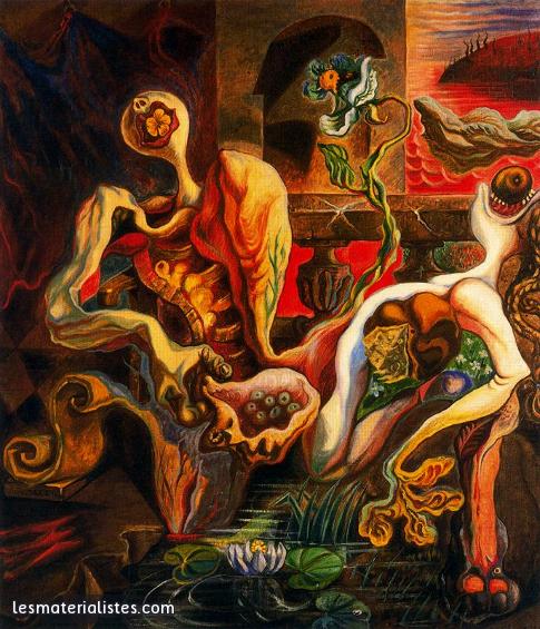 Symbolisme Et Surrealisme 20e Partie Une Peinture Mise En Echec Lesmaterialistes Com
