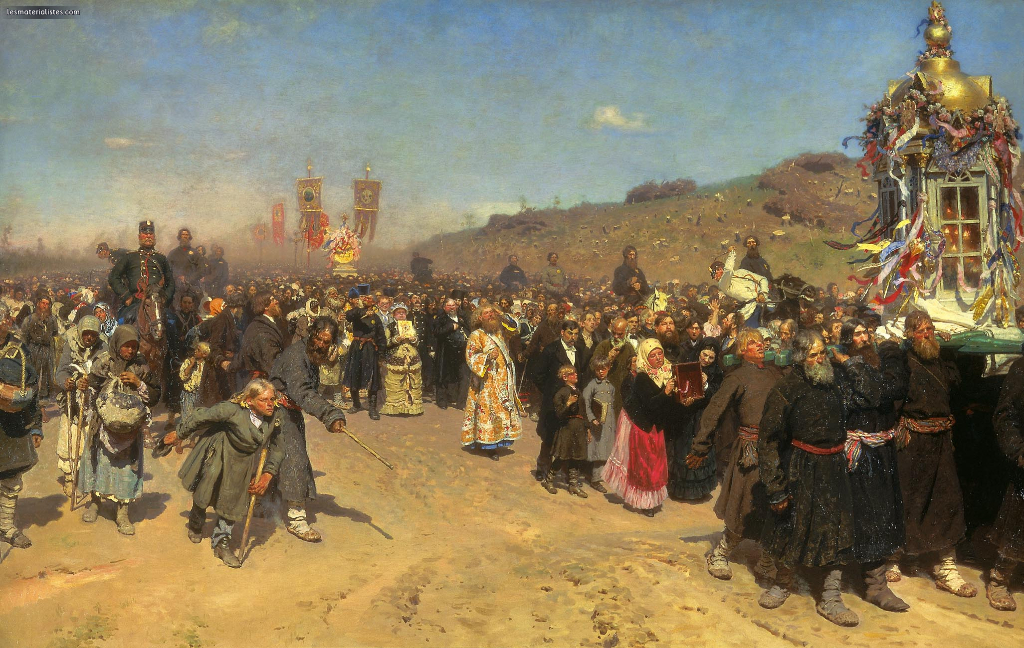 Le clbre peintre russe Ilya Glazounov est dcd
