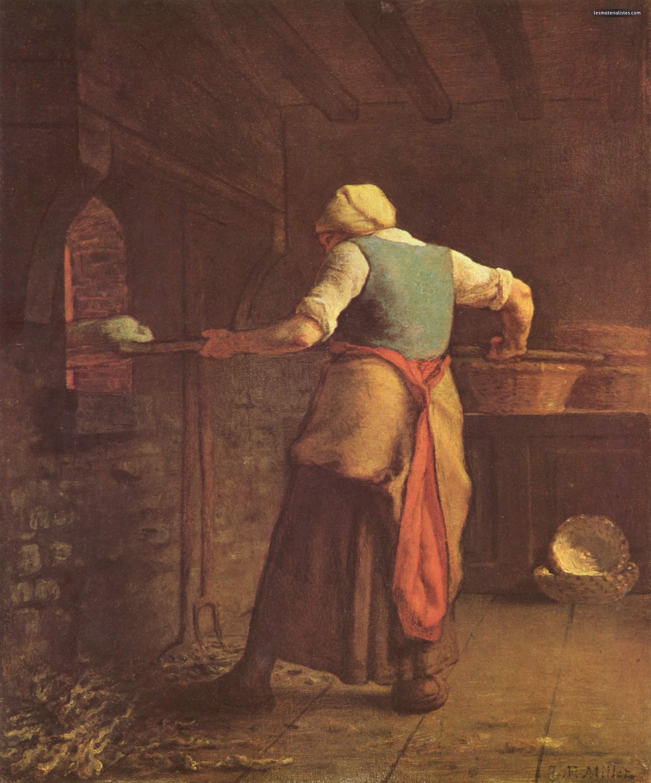 Courbet, Laugée, Millet, Breton