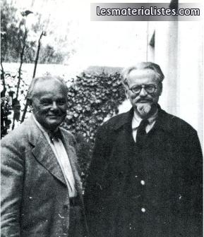 Otto Rühle et Trotsky
