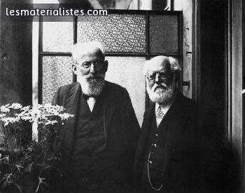 Eduard Bernstein et Karl Kautsky