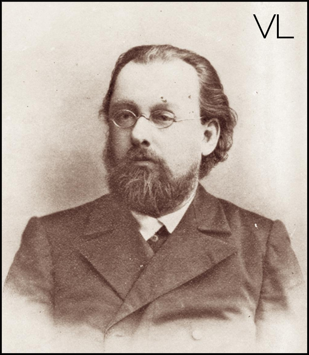 Portrait de Konstantin Tsiolkovsky.