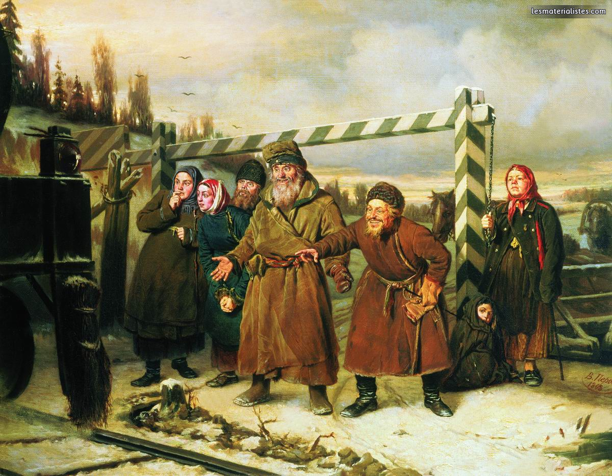 La peinture des ambulants russes - 9e partie : le rôle de Vassili ...